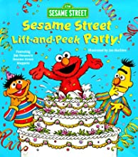 Sesame Street Lift-And-peek Party! (Great Big Board Book)