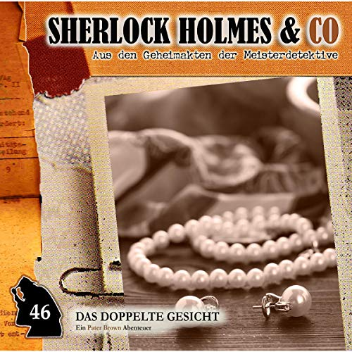 Das doppelte Gesicht audiobook cover art