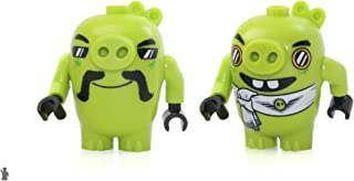 LEGO the Angry Birds Movie MiniFigures - Piggy 2 and 3 Combo (75824)