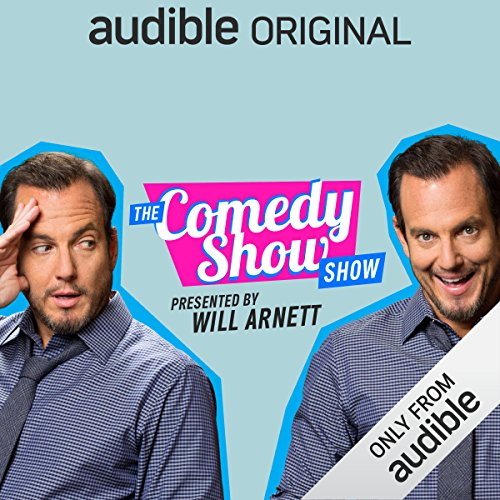 Ep. 1: Iron Comic (The Comedy Show Show) audiobook cover art