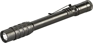 Streamlight 66133 Stylus Pro USB Rechargeable Pen Light with 120V AC Adapter and Holster - 250 Lumens