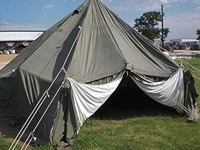 GI 10 Man Arctic Tent 17'6 X 17'6