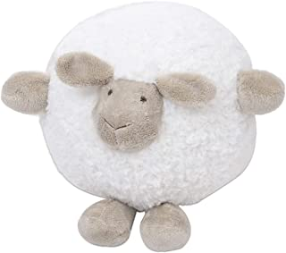 "HXW.GJQ Kids Stuffed Animal Toy, Plush Toys for Babies Boys Girls, Plush Lamb Doll,10"" (White)"