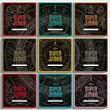 SUPER JUNIOR THE RENAISSANCE SQUARE STYLE 10th Album [ EUNHYUK ] VER. CD+2Book+Poster+3Photo+etc K-POP SEALED+TRACKING CODE