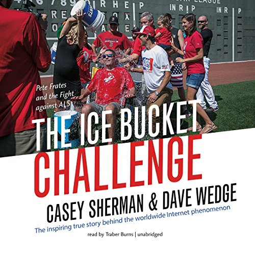 The Ice Bucket Challenge audiobook cover art