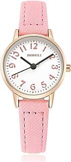 BAOSAILI キッズ 子供用腕時計 女の子用 k1564 (ピンク) [並行輸入品]