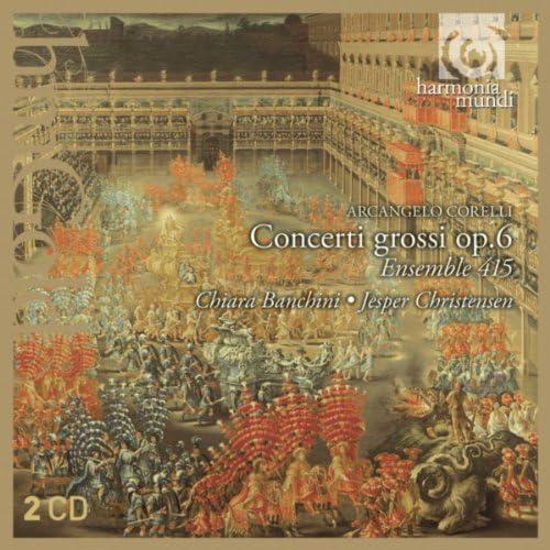 Ensemble 415 & Chiara Banchini