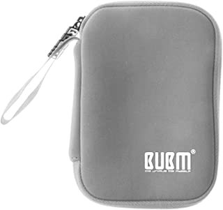 Prettyia 2.5 Inch HDD Storage Protection Bag For Flash Drive Earphone Cable Storage