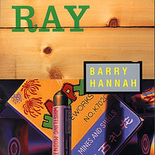 Ray audiobook cover art