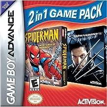 Spiderman: Mysterio's Menace / X-2 Wolverines Revenge (2-in-1 Game Cartridge) - Game Boy Advance