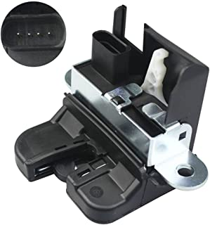FOLCONROAD Rear Trunk Boot Lid Liftgate Lock Latch Fit for VW Volkswagen Golf GTI MK6 2009 2010 2011 2012 2013 5K0827505A US Warehouse