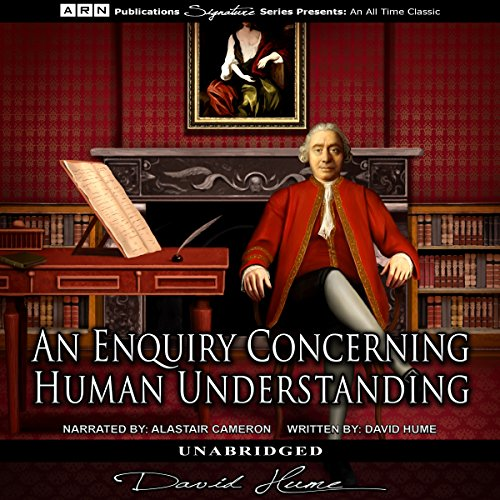 An Enquiry Concerning Human Understanding audiobook cover art