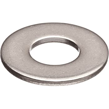 Small Parts FSC1FW316 1 Hole Size 1-1//16 ID 2 OD 0.125 Nominal Thickness Plain Finish 1-1//16 ID 1 Hole Size Pack of 5 Pack of 5 0.125 Nominal Thickness 316 Stainless Steel Flat Washer 2 OD
