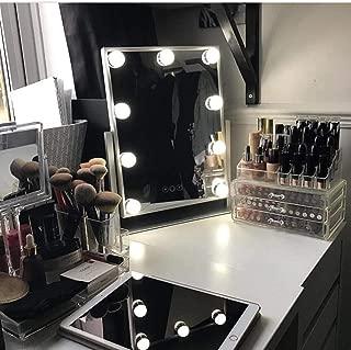 Best makeup vanity mirror with light bulbs Reviews