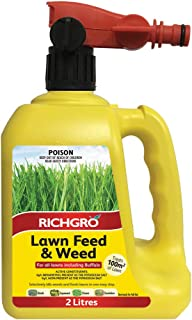 Richgro FRI0655 Lawn Feed As You Weed Fertiliser