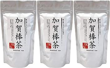 加賀棒茶270g (90g×3パック)   石川加賀焙煎   厳選された香り   チャック付きスタンドパック入