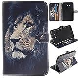 Skytar Coque Galaxy Tab3 Lite 7'' - PU Cuir Cover Case Stand Etui Flip Housse pour Samsung Galaxy Tab 3 Lite 7.0 Pouces...