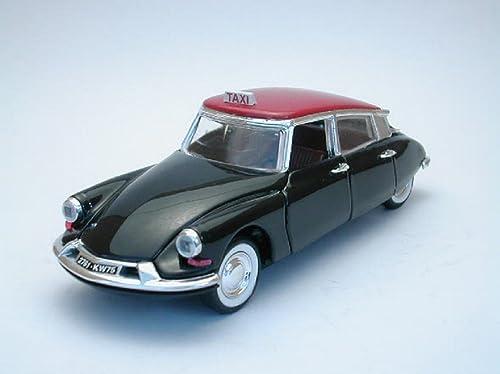 Rio RI4159 Citroen DS 19 Taxi Paris 1963 1 43 MODELLINO Die CAST Model Compatible avec