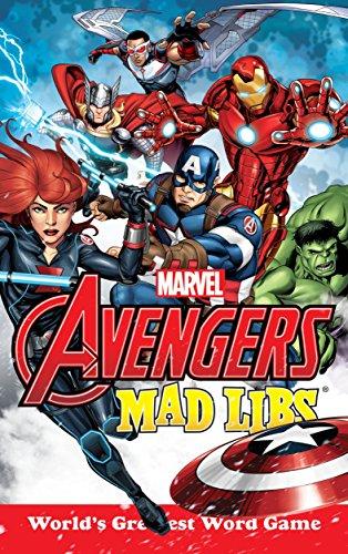 Marvel s Avengers Mad Libs
