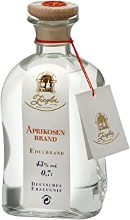 Ziegler Marillenbrand Obstbrand Aprikosenbrand 43% 0,7 l Flasche