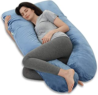Best c shaped maternity pillow Reviews