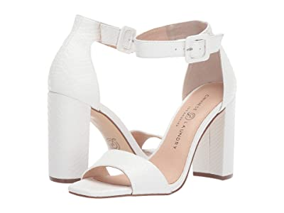 Chinese Laundry Jettie (White) High Heels