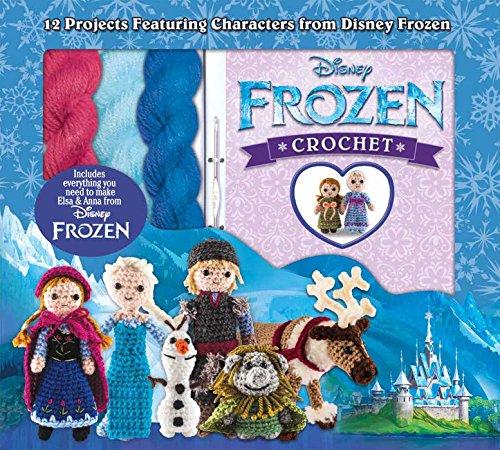 Disney Frozen Crochet [Box Set] (Crochet Kits)