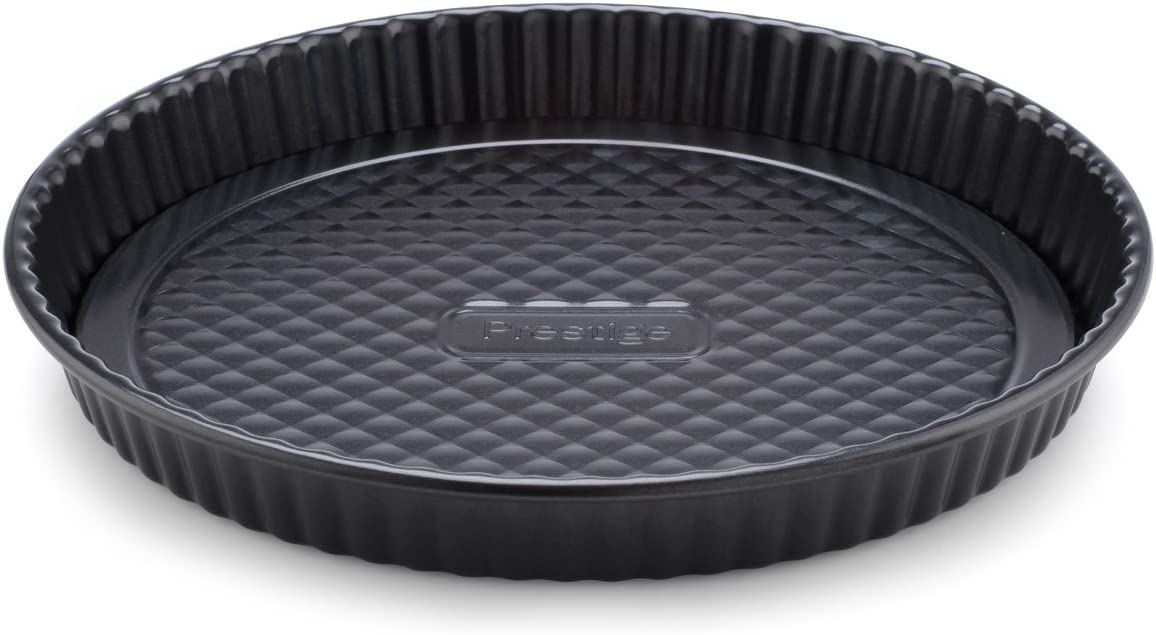 Prestige Inspire Flan 26cm Black Super beauty product restock quality Outlet ☆ Free Shipping top Tin