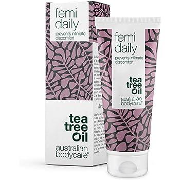 Australian Bodycare Femi Daily 100ml | Intimpflege für Damen bei Juckreiz, Trockenheit, Irritationen und unerwünschten Gerüchen | Auch zur Pflege Scheidentrockenheit, Geruch und Brennen