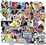 The Office Merchandise Stickers 50pcs