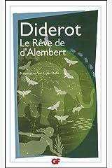 Le Rêve de d'Alembert (Philosophie) (French Edition) Kindle Edition