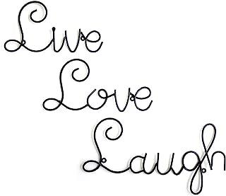 live laugh love kitchen decor