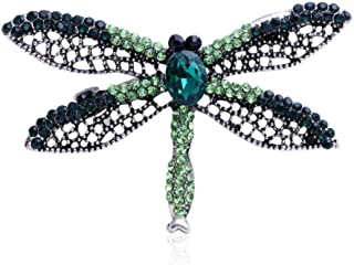 N/W brooches Pin Women Hollow Butterfly Rhinestone Jewellery Brooch Pins Gift