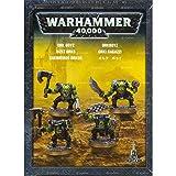 Games Workshop Figuras de acción de Guerreros orkos Warhammer 40,000, 99120103015