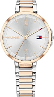Tommy Hilfiger Women's Analogue Quartz Watch with Stainless Steel Strap 1782209