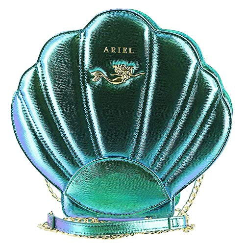 Loungefly Little Mermaid Seashell Purse Standard