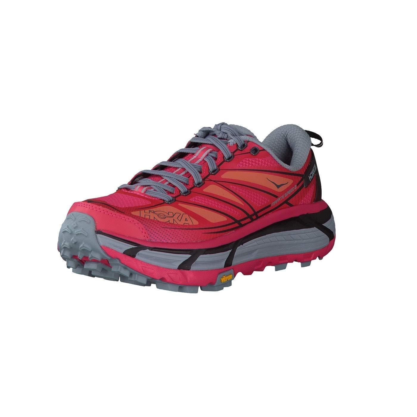 Hoka Mafate Speed 2 Woman Azalea/Black - Zapatillas trail running para mujer, -, 39 1-3: MainApps: Amazon.es: Deportes y aire libre