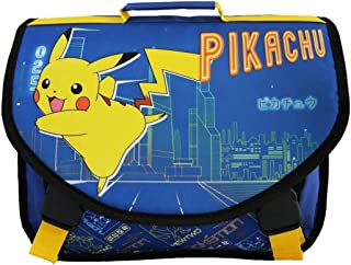 Cartable Pokemon Pikachu 38cm 2 Compartiments