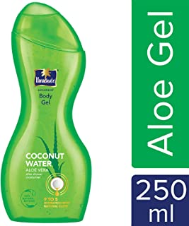 Parachute Advansed Body Gel - Coconut Water & Aloe Vera Gel, 250 ml