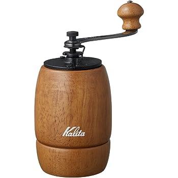 カリタ Kalita コーヒーミル 手挽き ブラウン KH-9 #42121