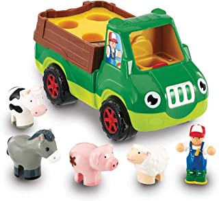 Wow Freddie Farm Truck (6 Piece Play Set)