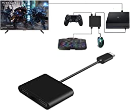 EJGAME Keyboard and Mouse Controller Adapter Converter for Playstation 4 / Nintendo Switch/Xbox One