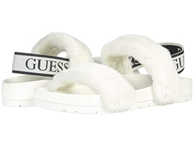 GUESS Fabin (Chic Cream/Chic Cream) Women