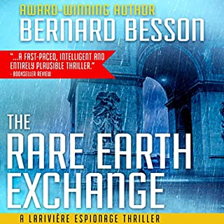Couverture de The Rare Earth Exchange [Partage des Terres]