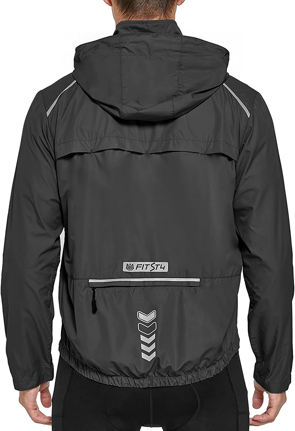 FitsT4 Men's Cycling Phoenix Mall Running Resistant Jackets Popular shop is the lowest price challenge Windbreaker Water