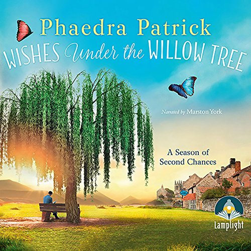 Wishes Under the Willow Tree audiobook cover art