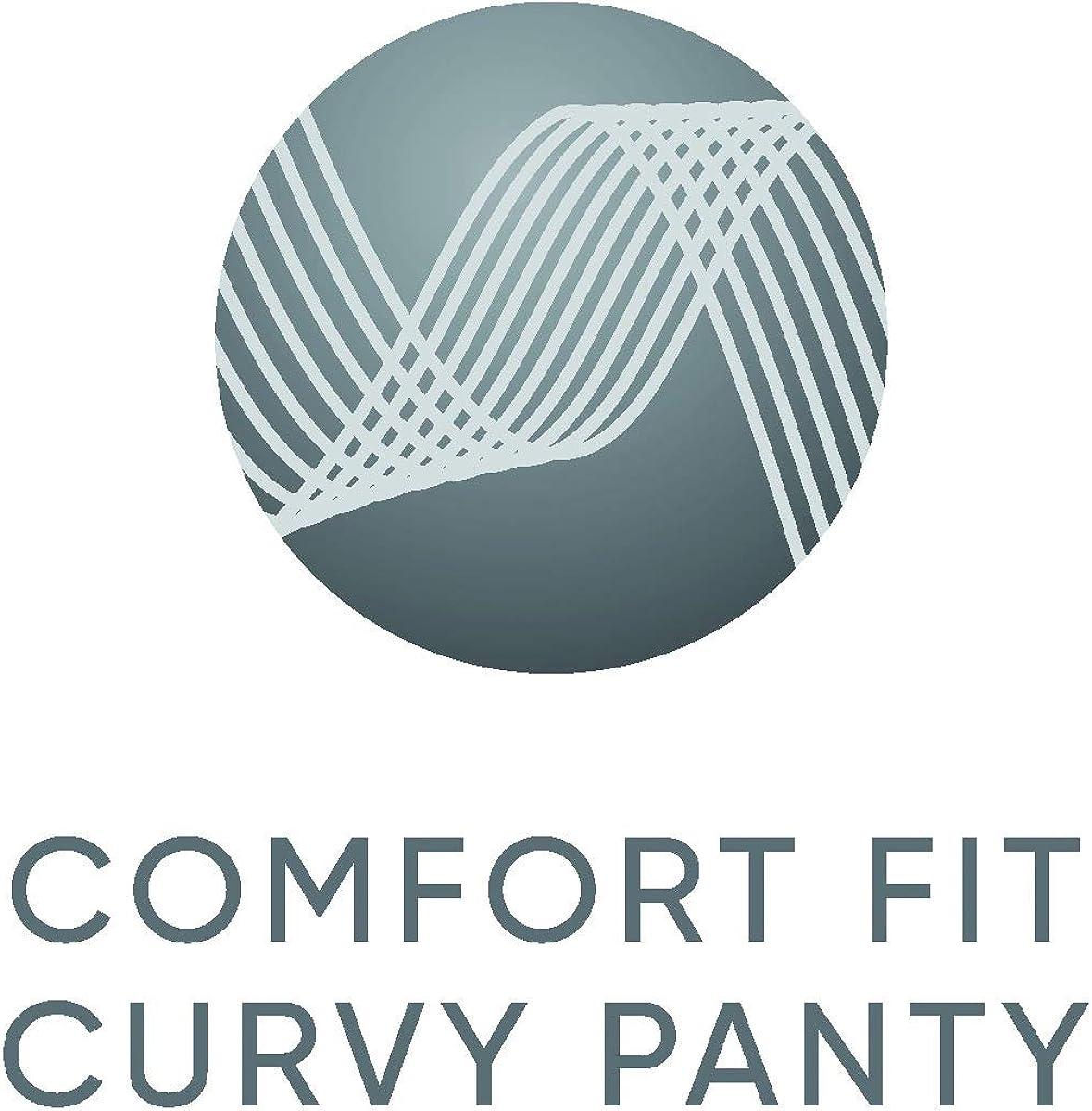 Hanes womens Hanes Curves Footless Tights