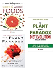 Plant paradox [hardcover] and anomaly diet and hidden healing powers of super 3 books collection set