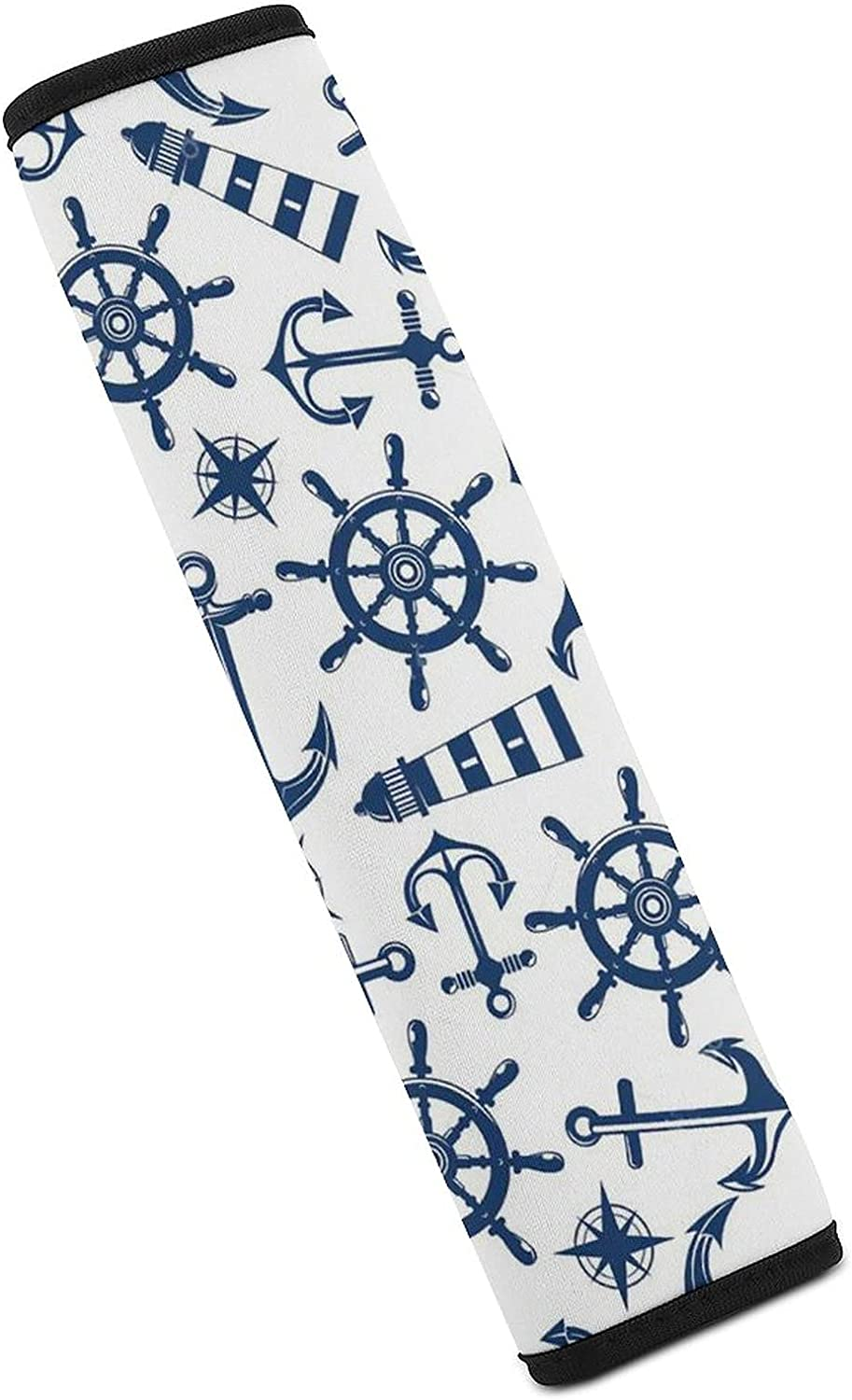 Opening large release sale ZIXKPEZMG Nautical Funny Anchor Car Seat Belt Mail order Shoulder Pad Cover
