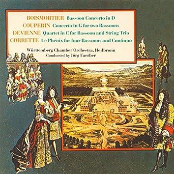 Boismortier / Couperin / Devienne / Corrette